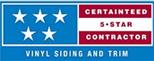 CertainTeed 5-Star Contractor